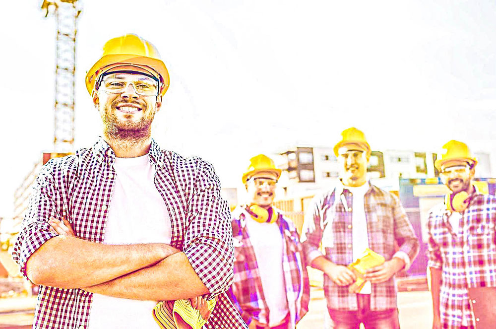 Construction industry candidates